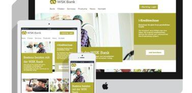 Unsere neue Website – serviceorientiert und selbsterklärend