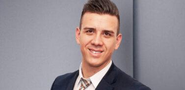 3 Fragen an Kundenberater Tomislav Miskic