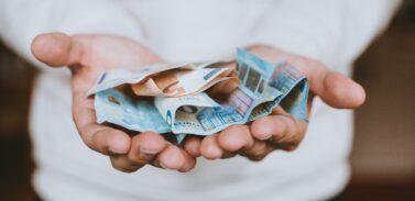 Sichere Behebung von Bargeld