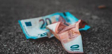 Was tun mit beschädigten Geldscheinen?